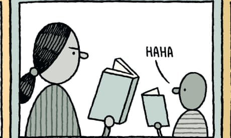 Tom Gauld on new words for bookworms – cartoon