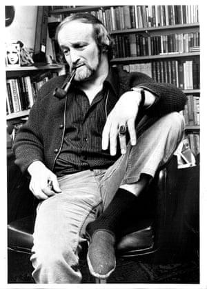 Al Alvarez in 1972.