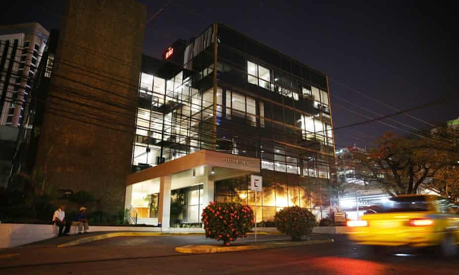 The offices of Mossack Fonseca in Panama City.