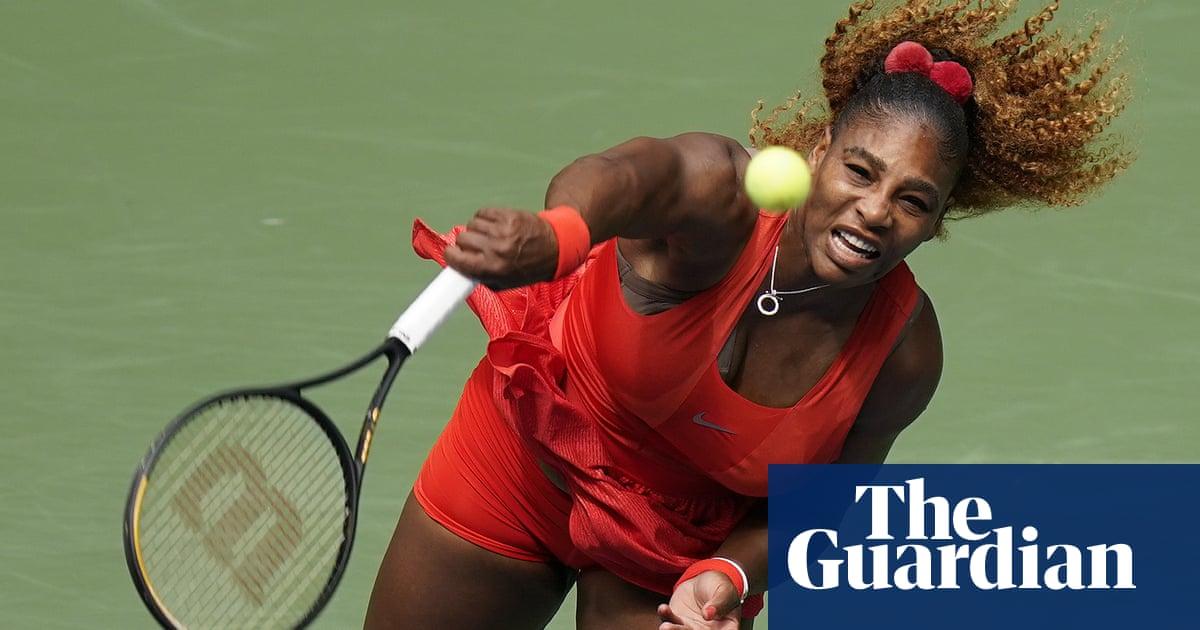 Serena Williams digs deep against Pironkova to reach US Open semi-finals