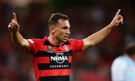 A-League: Santalab sets club record as Wanderers beat Melbourne City