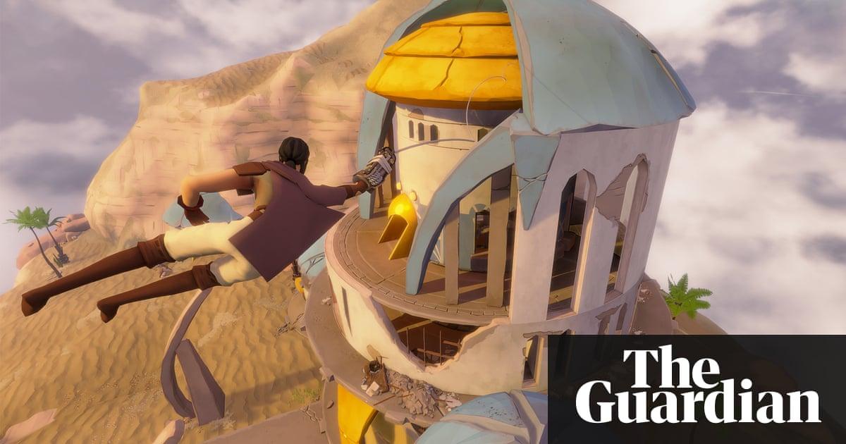 Worlds Adrift: can its billion-dollar tech make it the next Fortnite?