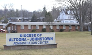 The Altoona-Johnstown diocese administration building