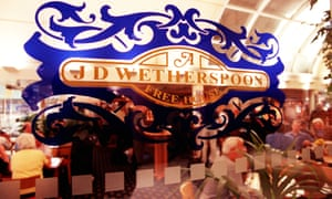 A Wetherspoons pub