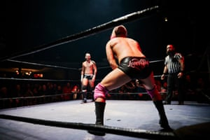 Dowie James vs Loverboy at the Odeon.