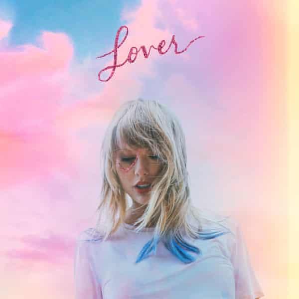 Taylor Swift: Lover album art work
