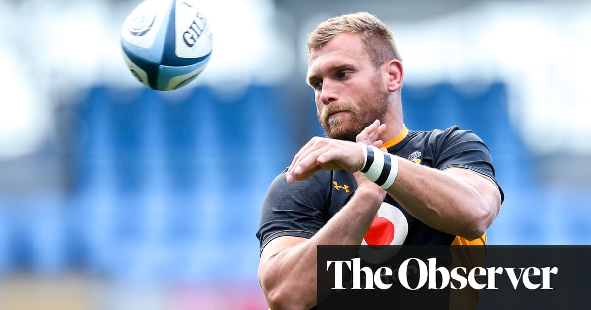 Wasps Brad Shields: Testing day is nerve-racking, as Sale showed