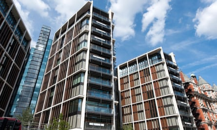 One Hyde Park apartments, London