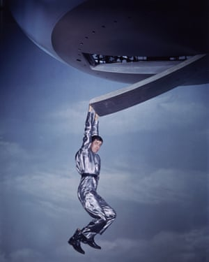 Jerry Lewis in Visit To A Small Planet, 1960