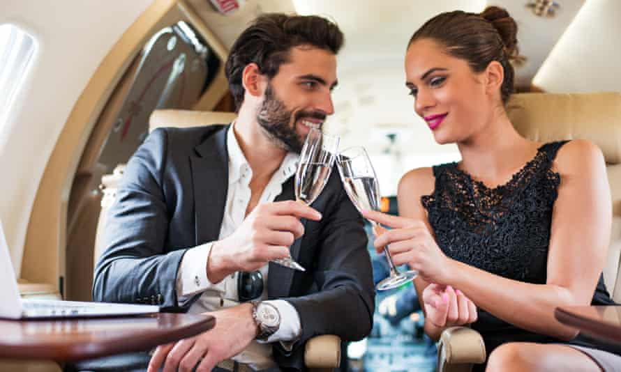 Dating apps for high-fliers are increasingly popular