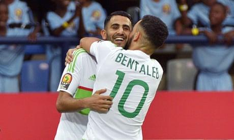 Senegal v Algeria: Africa Cup of Nations – live!
