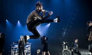 Taeyang makes a giant leap for Big Bang.
