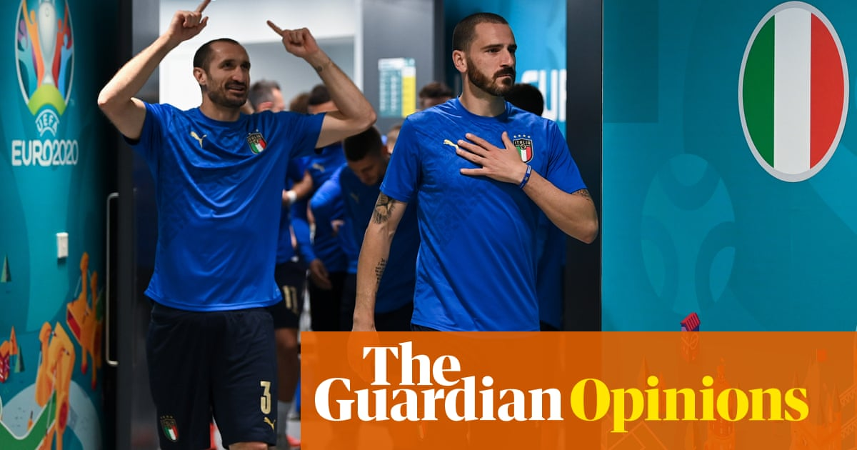 How England can make Chiellini and Bonucci uncomfortable and get at Italy