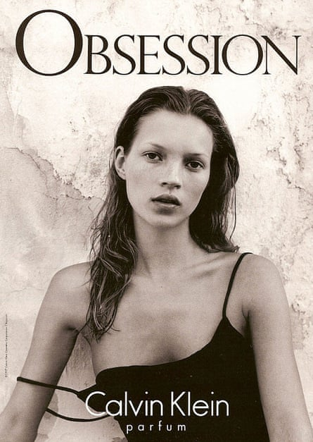 Calvin Klein's Obsession – one of the adverts from 1993