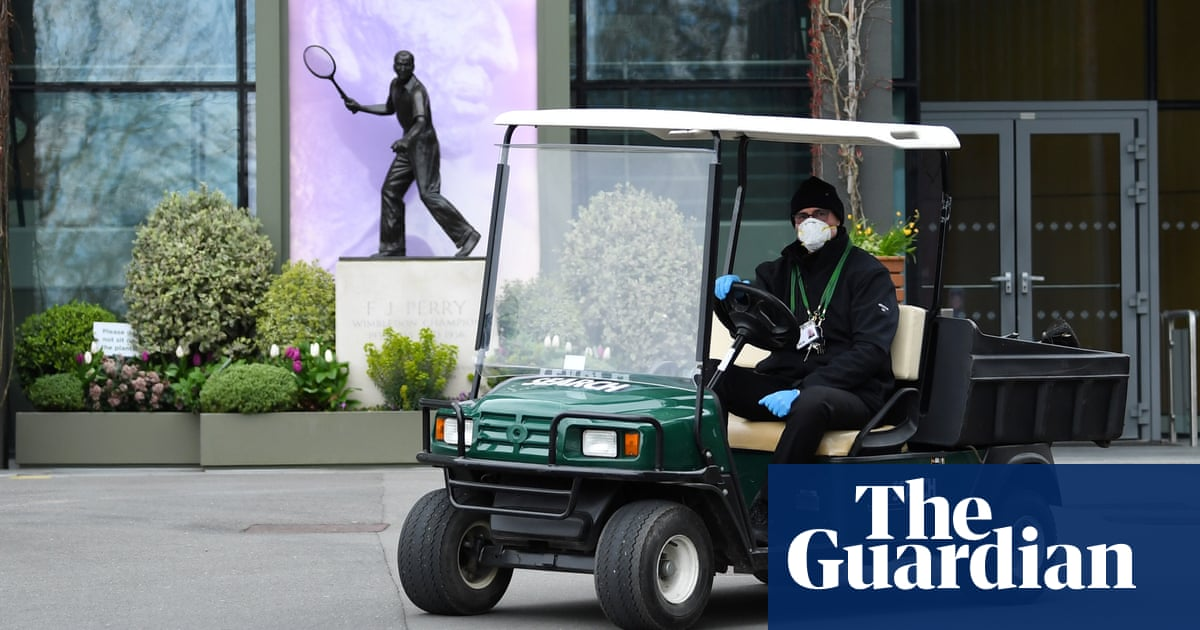 Wimbledons expected cancellation could be followed by Davis Cup