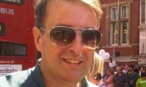 Matthew Doyle, who posted a tweet on Wednesday morning boasting of confronting a Muslim woman in Croydon.