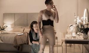The Maids, directed by Katie Mitchell, at Stadsschouwburg Amsterdam