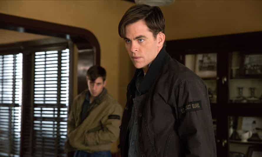 Chris Pine in The Finest Hours.