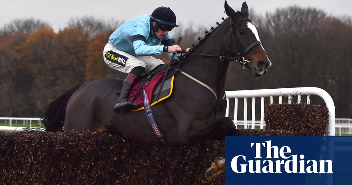 Talking Horses: Faster ground at Kempton can help Crievehill collect - the guardian