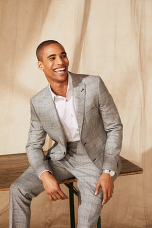 Checks and balancesBurton's latest tailoring range is perfect for a September wedding. Style a checked suit with a shirt in a subtle contrast print and you'll have a modern look – or keep it classic with a white shirt and a complementary tie.  Jacket, £85, trousers, £40, and shirt, £24, all burton.co.uk