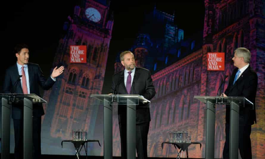 Canada leaders' debate
