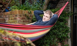 Mark Haddon: 'keen to shed his child-friendly reputation'