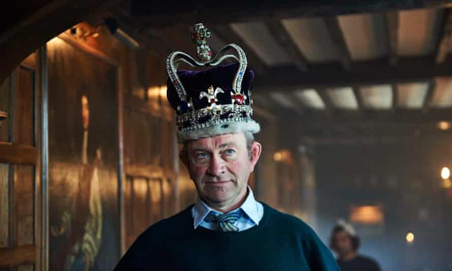 Harry Enfield as Prince Charles in The Windsors in 2016.