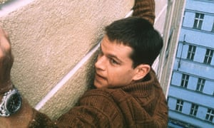 Hang on a minute... Matt Damon in The Bourne Identity.