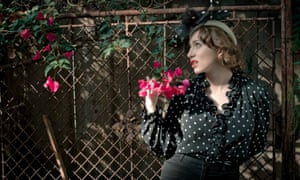 'I was the Jewish girl in a Russian school, then I became a Russian girl in a Jewish school': Regina Spektor.