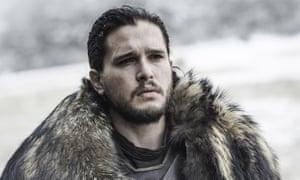 Season 6 game of Thrones Kit Harington as Jon Snow