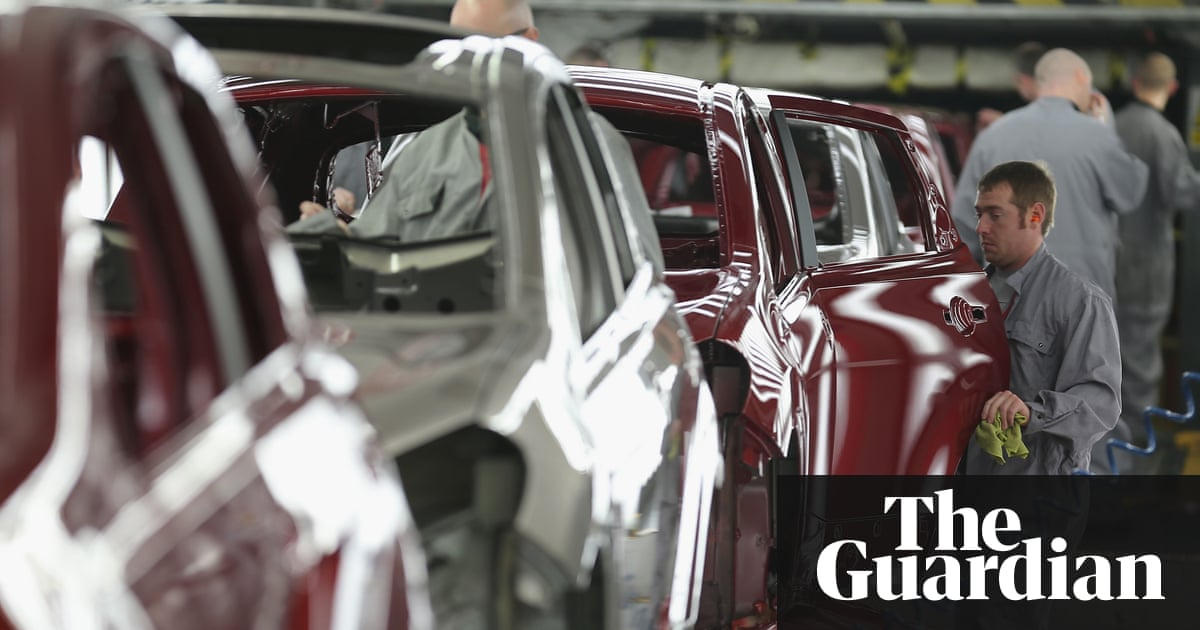 france interference with nissan renault alliance could put uk jobs at risk business the guardian. Black Bedroom Furniture Sets. Home Design Ideas