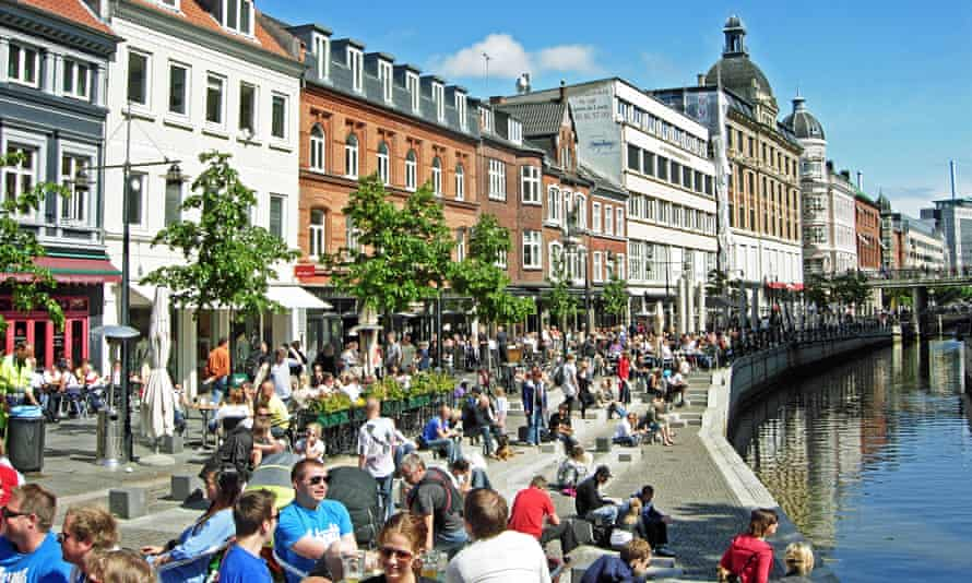 Danes are ranked as the world's most contented people in surveys year after year.