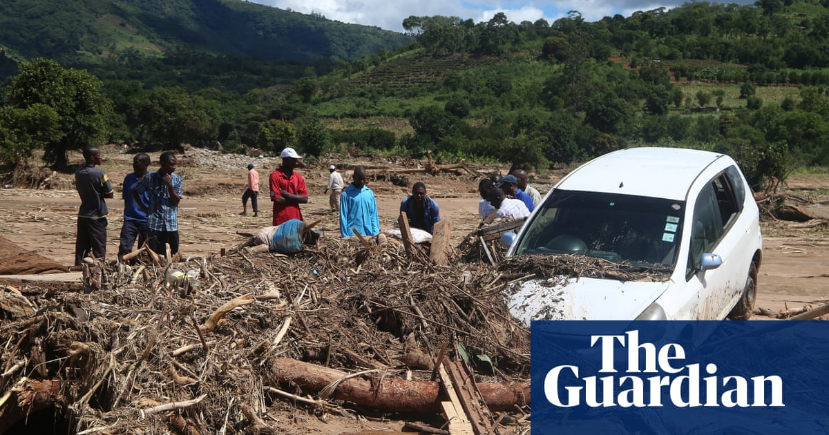 Cyclone Idai witness describes seeing hundreds of bodies by