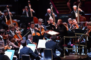 Yannick Nézet-Séguin conducts the Bavarian Radio Symphony Orchestra in Prom 15.