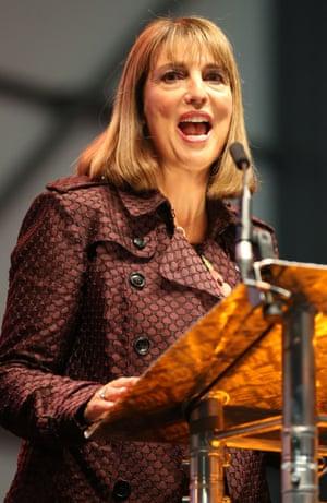Carolyn McCall.