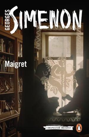 Harry Gruyaert image for Simenon reissue by Penguin