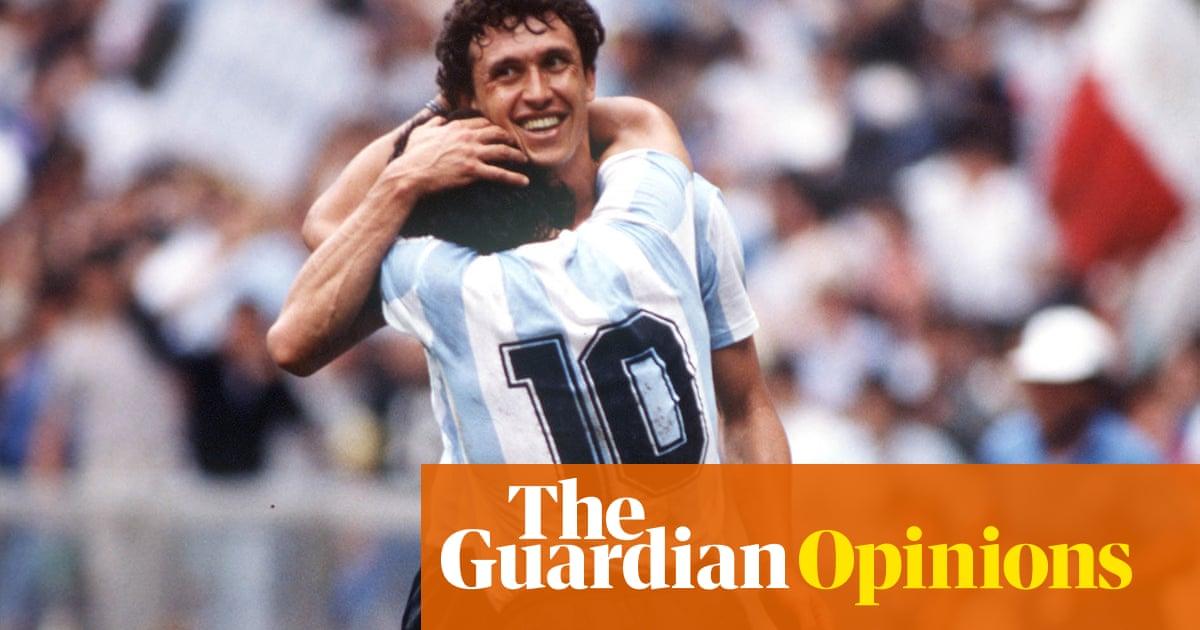 Maradona the footballer had no flaws – Maradona the man was a victim | Jorge Valdano
