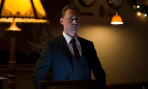 If the suit fits ... Hiddleston in The Night Manager
