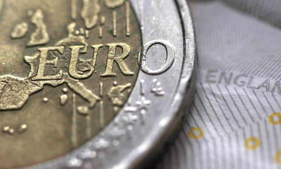 The euro slipped against the dollar and the pound after Sunday's referendum result.
