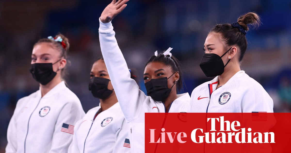 Tokyo Olympic Games: women's gymnastics team all-around – live!