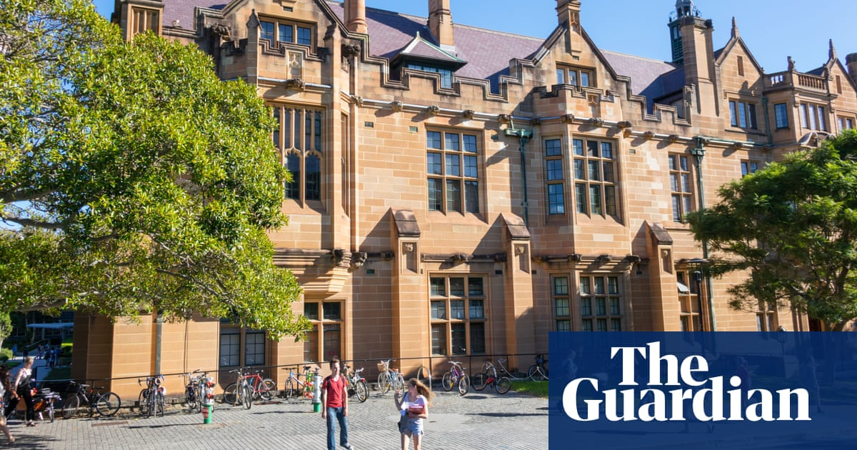 Government briefing to allay universities' fears over foreign veto laws adds to uncertainty – The Guardian