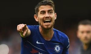Jorginho has bolstered Chelsea's ranks