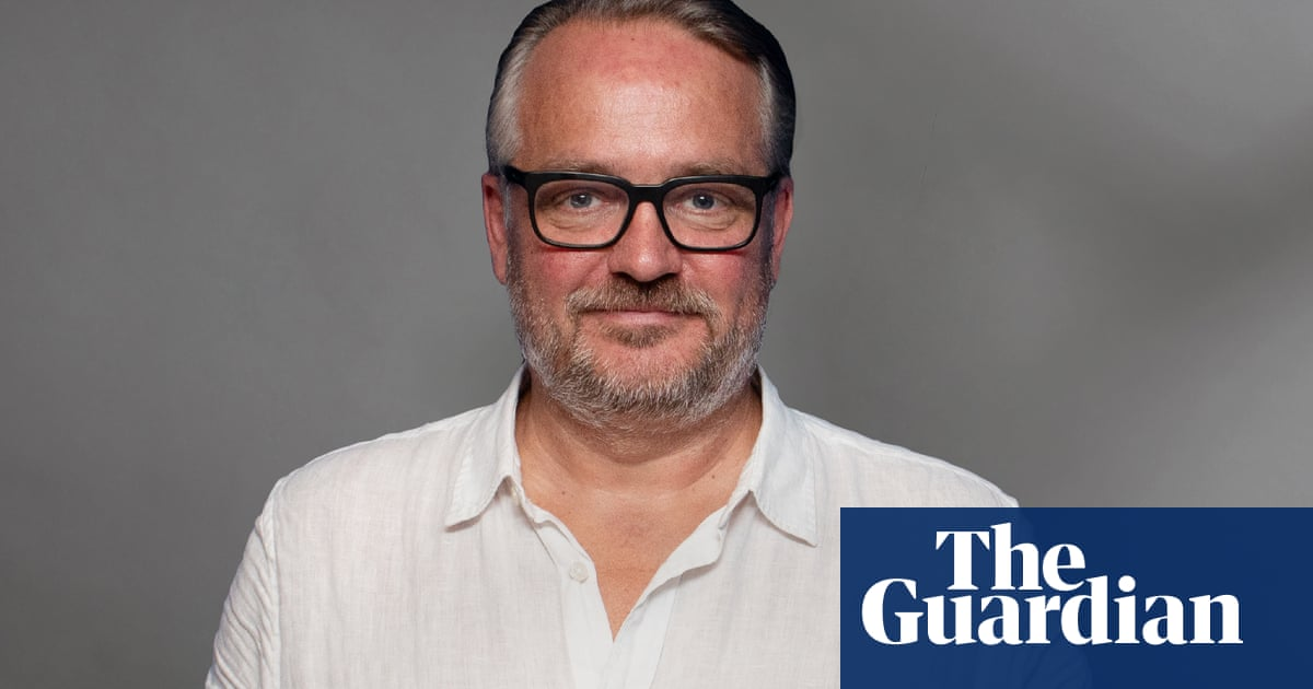Charlie Higson: 'Vic Reeves Big Night Out is the funniest show I've ever seen'