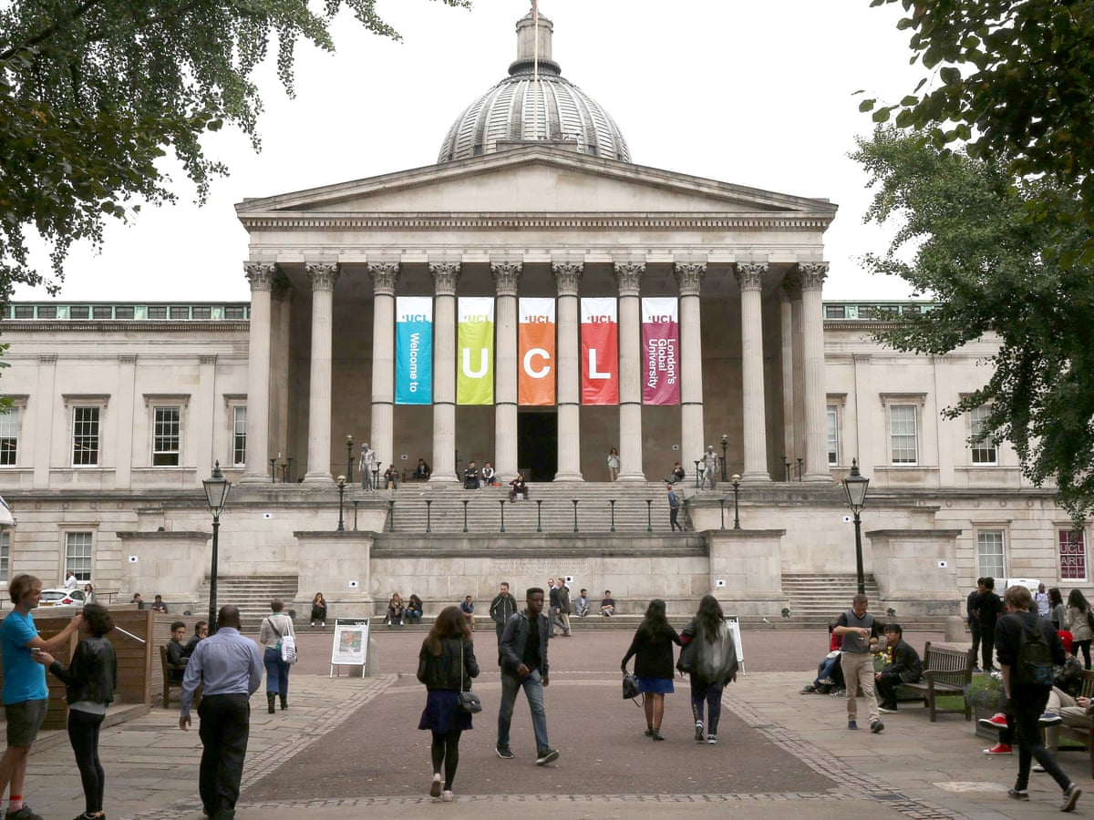 Photo of University for Linguistics program in the UK-University College London