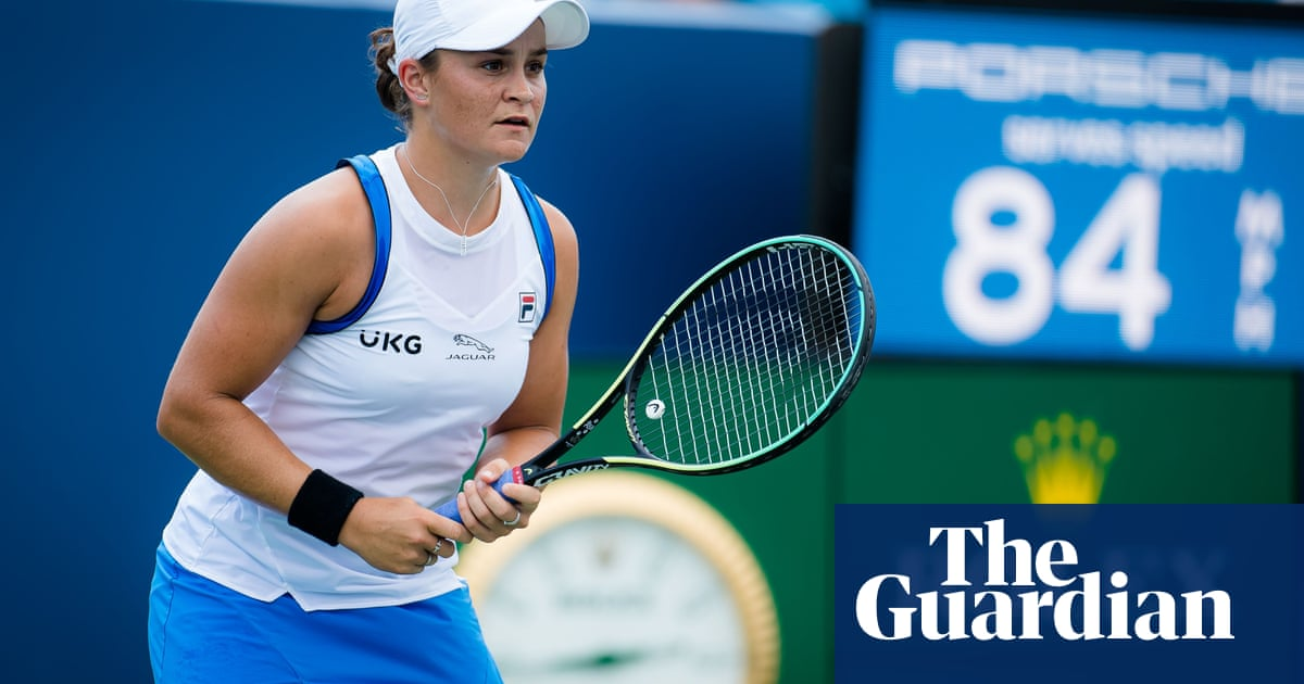 Ash Barty holds off Heather Watson to move past Olympic singles frustration