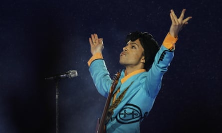 Prince … covered left, right and centre.
