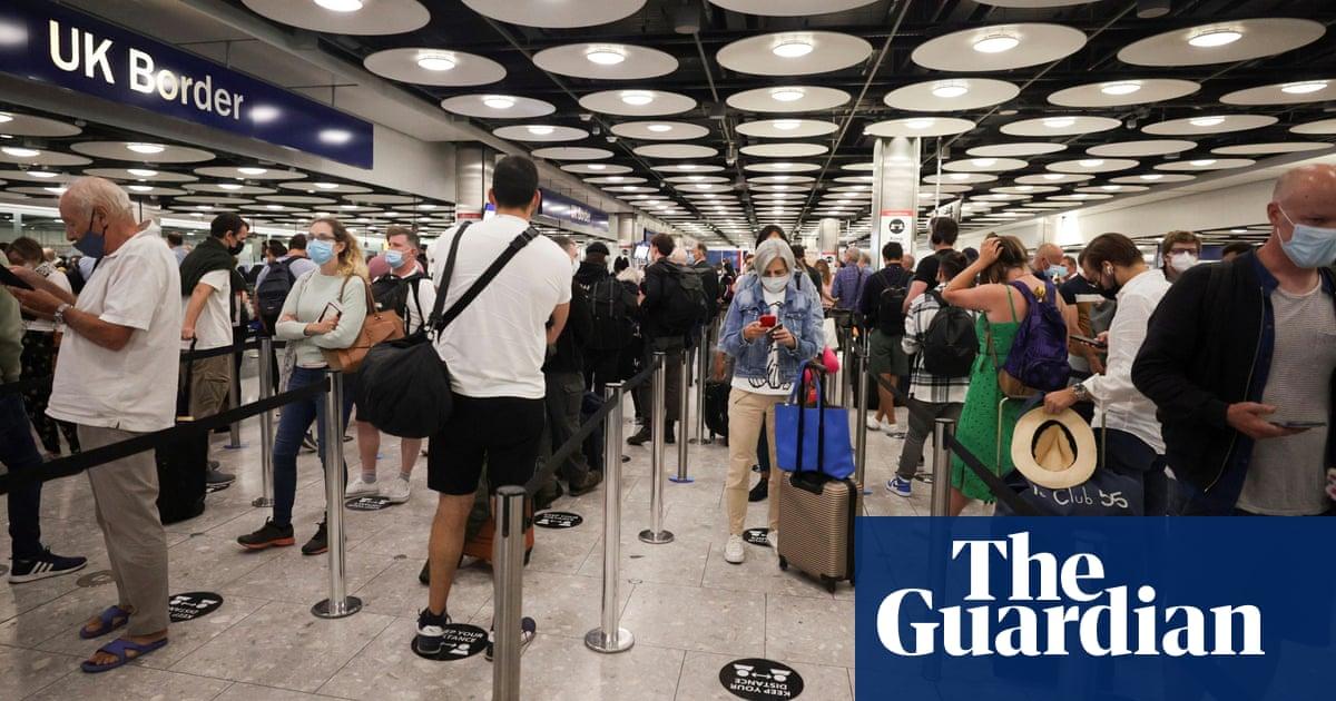 Lack of quarantine at England's borders 'risks havoc of Covid variants'
