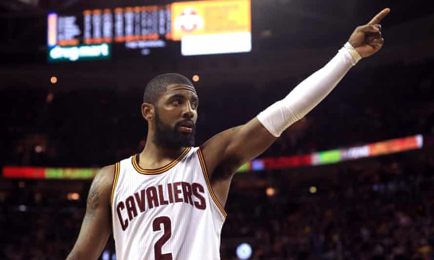 Kyrie Irving had another superb game on Friday night in Cleveland