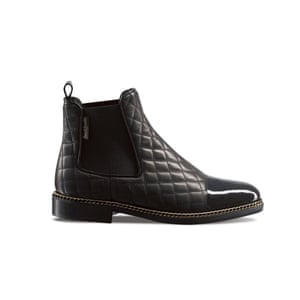 Quilted, £305, russellandbromley.co.uk