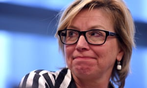 Rosie Batty, whose son was killed by her estranged husband, has branded John Setka's remarks about her as 'ludicrous'.